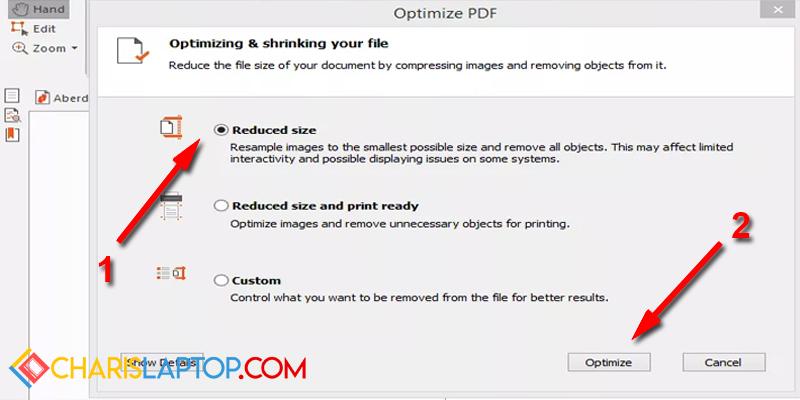 cara memperkecil ukuran file pdf dengan hp android