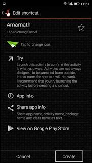 Cara Ubah Nama & Ikon Aplikasi di Android [Tanpa Root] - Quick Shortcut Maker 6