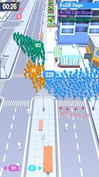 Crowd City Hileli APK - Mod APK
