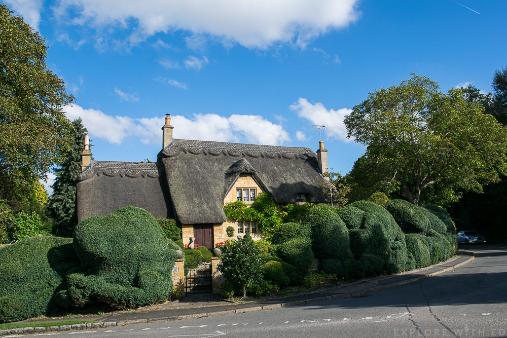 Thatched Cottage in Chipping Campden