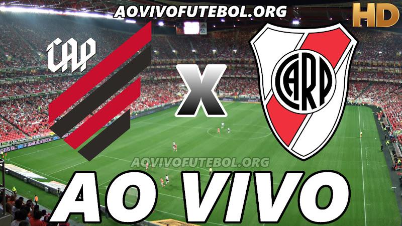 Atlético Paranaense x River Plate Ao Vivo Online HD