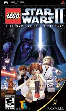LEGO Star Wars 2 The Original Trilogy PSP Iso Cso Highly Compressed