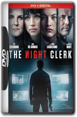The Night Clerk [2020] [DVDR] [Latino]
