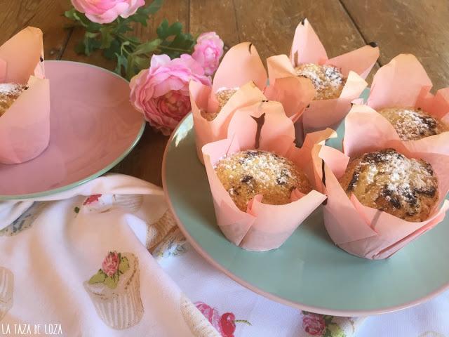 muffins-de-chocolate-y-coco