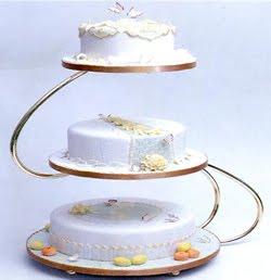 Wedding Cake Stands Wilton
