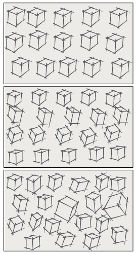 Three examples of how we can do this drawing exercise.