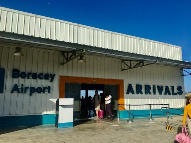 Caticlan Boracay Airport