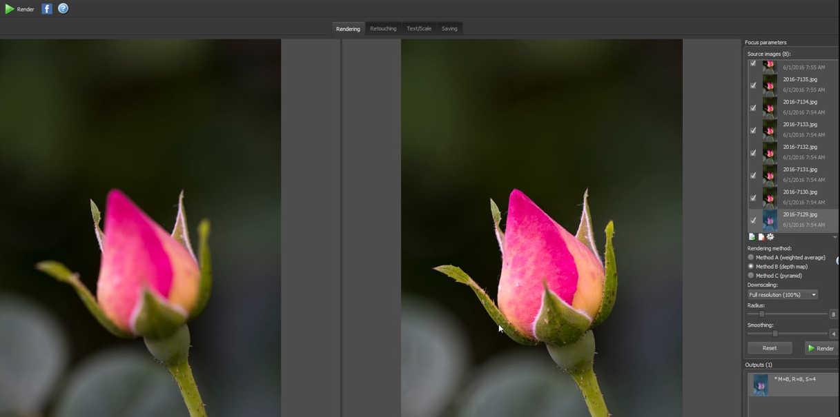 Tải và cài đặt Helicon Focus Pro 7.5.6 Full Key, Phù thùy hình ảnh của bạn .