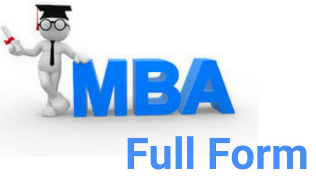 Full Form Of MBA-What is the full form of MBA?