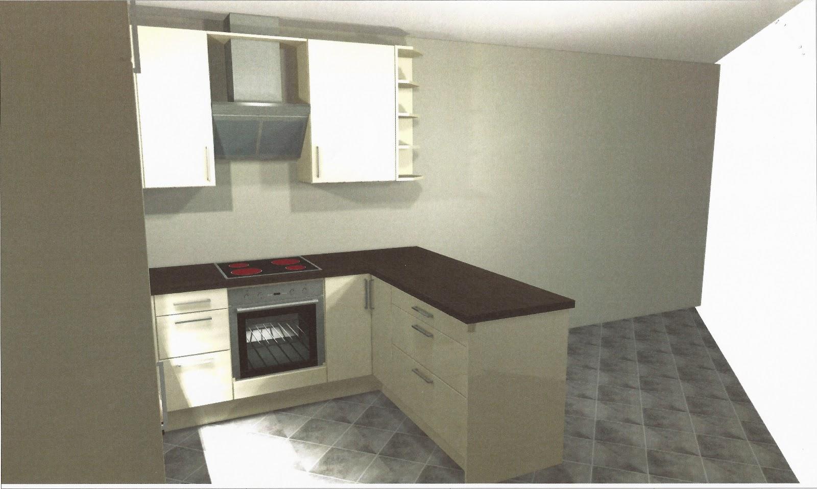 team massivhaus bautagebuch 2012 dezember januar k che. Black Bedroom Furniture Sets. Home Design Ideas