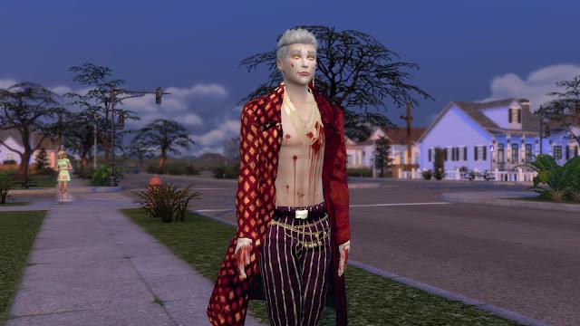 DBD Trickster Chains Sims 4 CC Download
