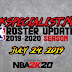 2KSPECIALIST'S NBA 2K19 ROSTER UPDATE 7.24.19 [FOR 2K19]