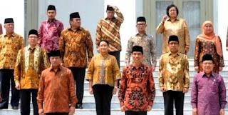 Macam- Macam Sistem Pembagian Kekuasaan di Indonesia