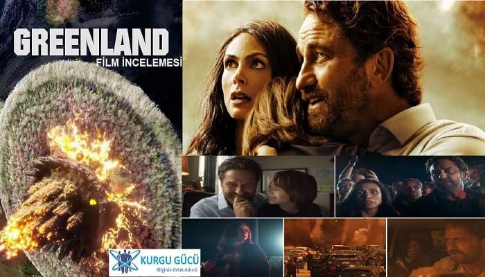Greenland Film Oyuncuları, Konusu: Film İncelemesi - Kurgu Gücü