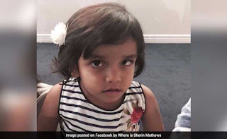 3 Year Old Indian Girl tragedy story in America