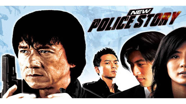 New Police Story (2004) English Movie 720p BluRay Download