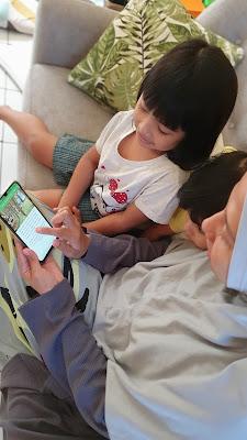 Membaca menyenangkan dengan aplikasi Let's Read