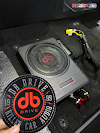 HYNHDAI SANTAFE NÂNG CẤP ÂM THANH VỚI SUB GẦM GHẾ DB DRIVE DBS10A