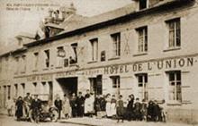 1881 et 1887 : des botanistes elbeuviens dans la vallée de l'Andelle - Hôtel de l'Union à Pont-Saint-Pierre