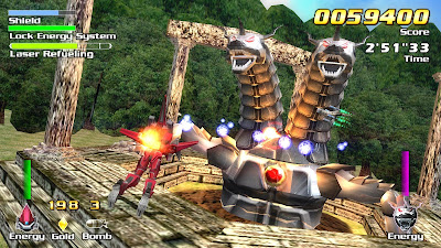 Exzeus The Complete Collections Game Screenshot 1