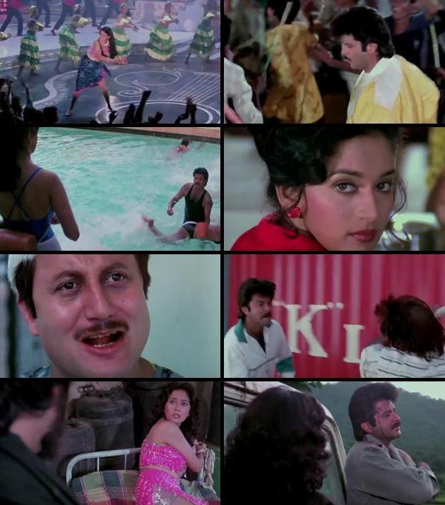Tezaab 1988 Hindi 480p HDRip 450mb