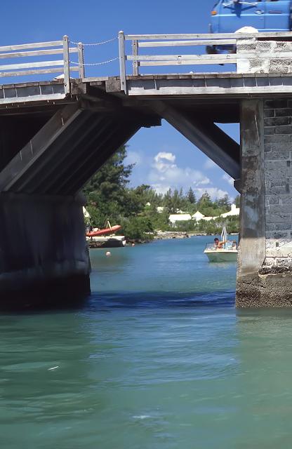 Jembatan Somerset Bermuda