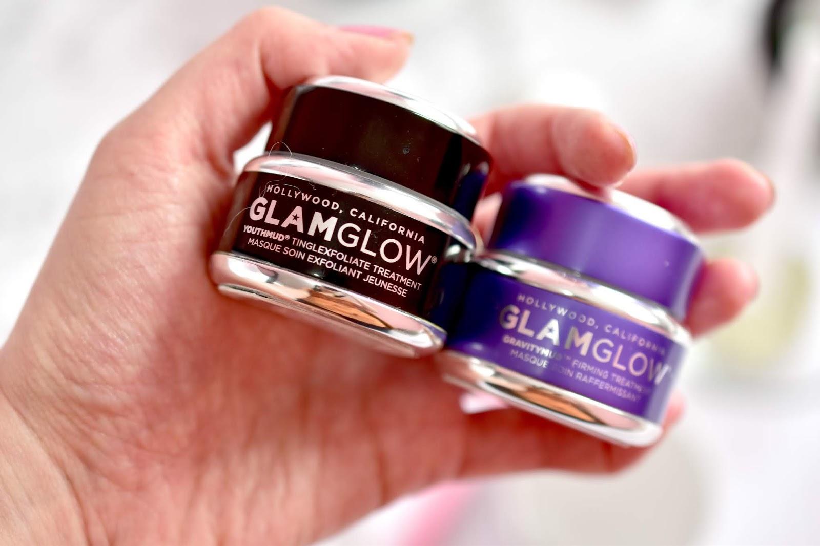 Glam Glow masky