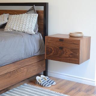 nightstand hidden compartment