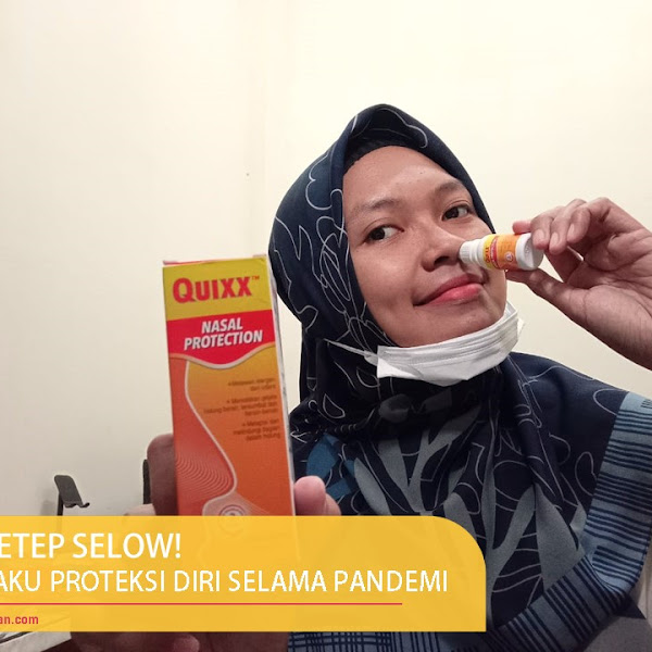 WFO Tetep Selow, Ini Caraku Proteksi Diri Selama Pandemi