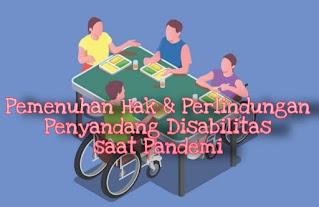 Pemenuhan Hak Disabilitas