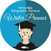 Pengusaha Kampus Writerpreneur