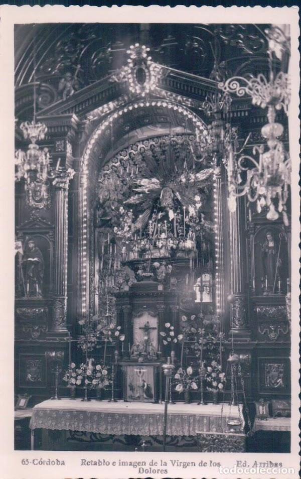 El nacimiento de la devoción a la Virgen de los Dolores