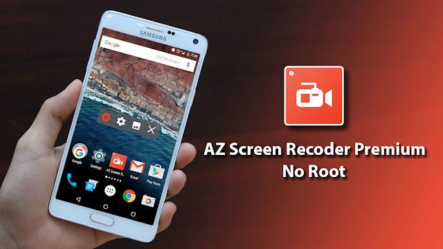 download az screen recorder premium terbaru free download gratis