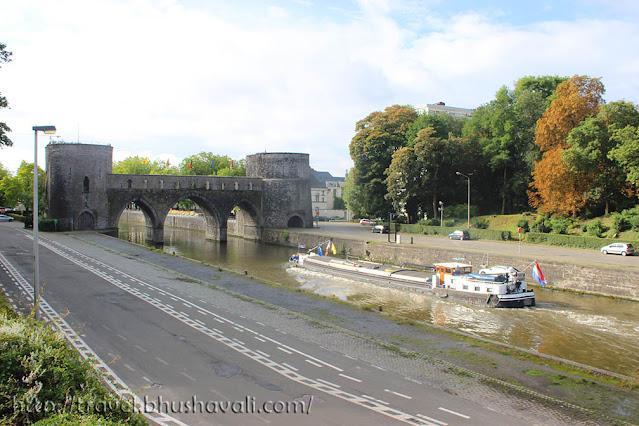 Pont des Trous Tournai Places to see