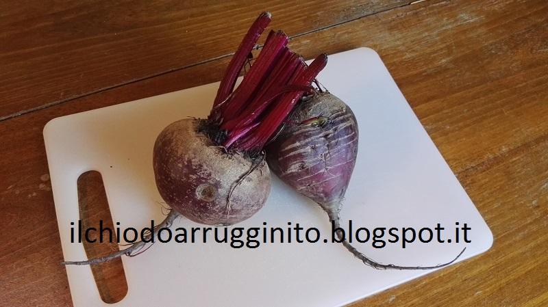 Come cucinare e sbucciare le barbabietole rape rosse for Cucinare barbabietole