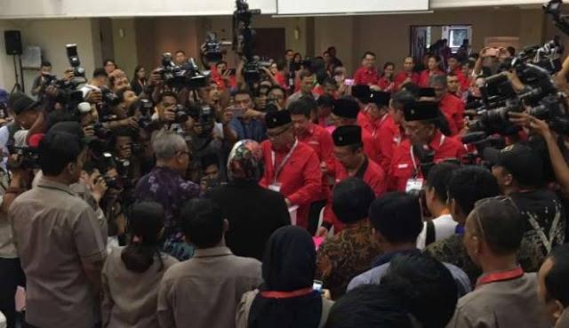 KPU Kembalikan Berkas PDIP dan PSI