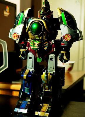 Mô hình robot khủng 3