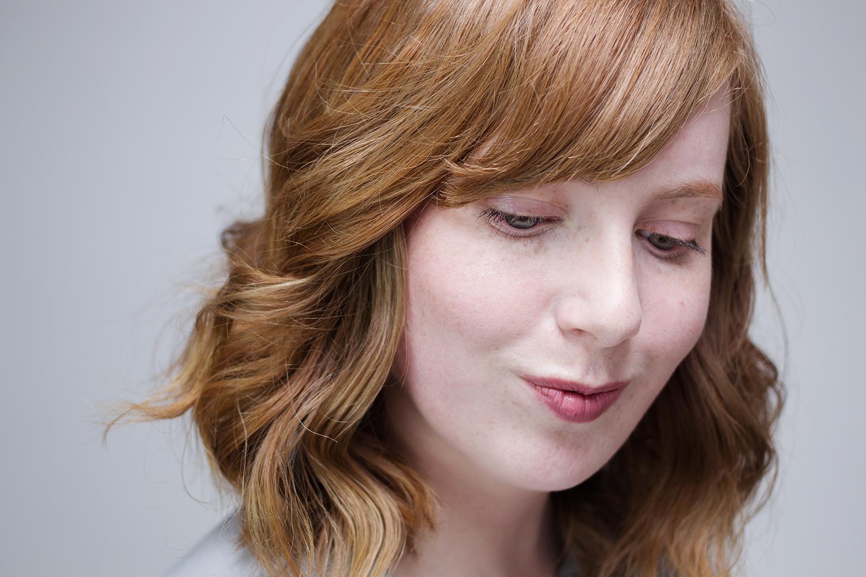 redhead fair skin
