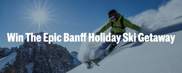 Epic Banff Holiday Skiing Sweepstakes