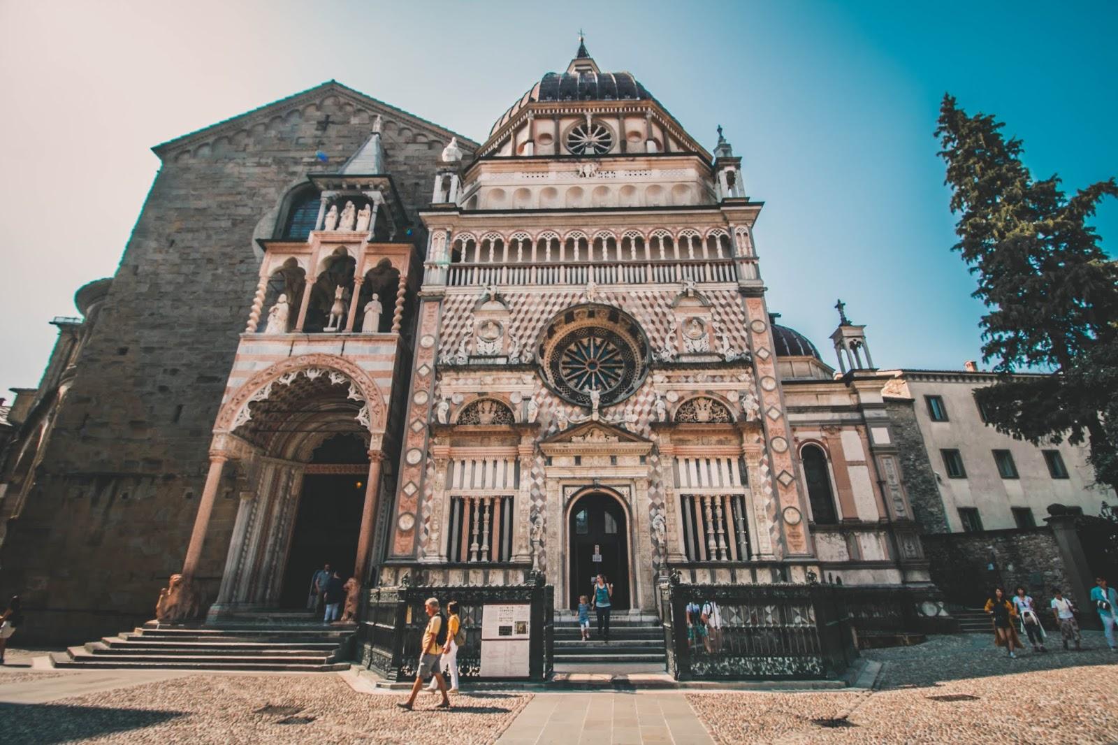 église Bergame à visiter