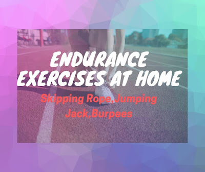Endurance Exercises For Outdoors