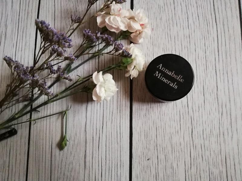 Annabelle Minerals róż mineralny Romantic
