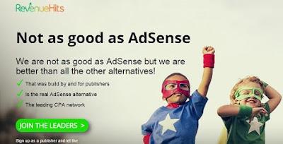 Cara Daftar dan Pasang Iklan Revenuehits Ads