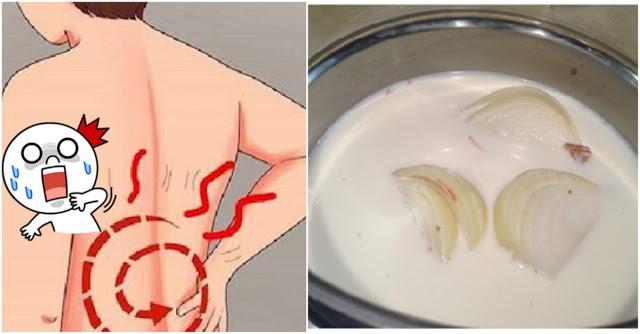 Coba Minum Susu-Bawang Putіh Obаt Amрuh Untuk Sаkіt Pіnggаng dan Nyeri Pinggul