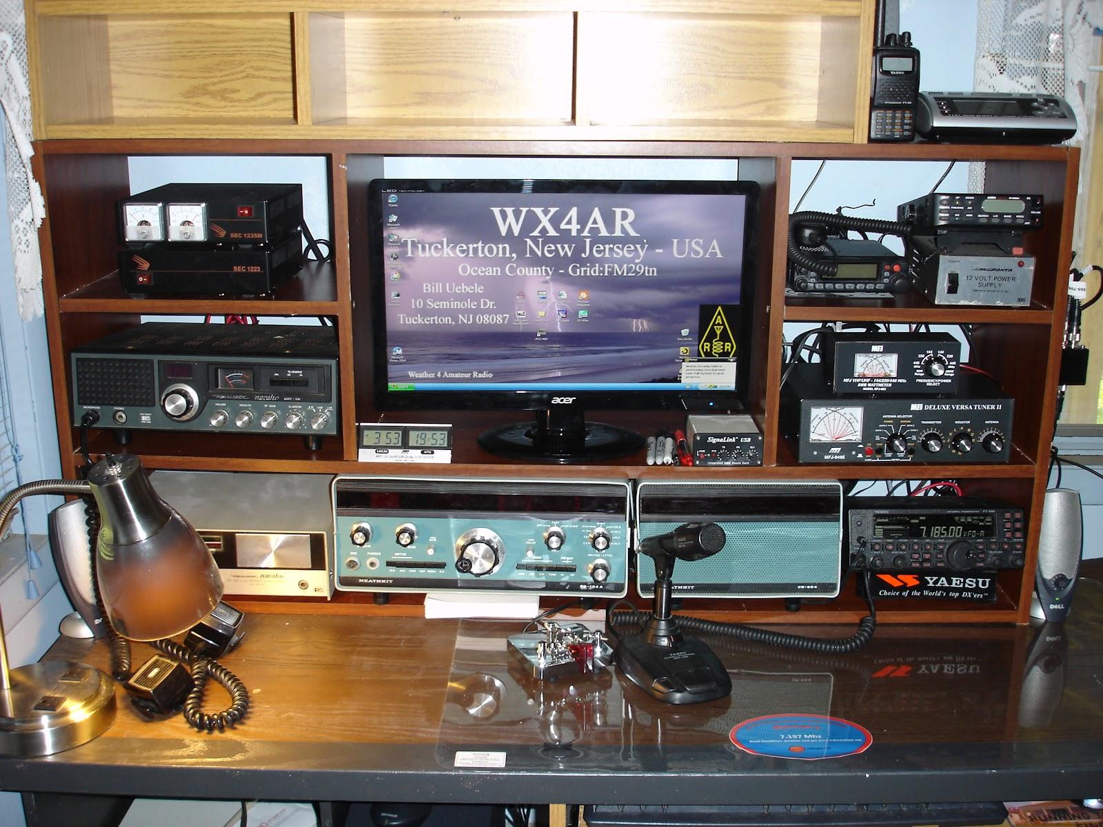 Amateur Radio Station Wb4omm: Amateur Radio Station WX4AR: September 2010