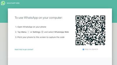 Langkah Gampang Memakai WhatsApp Situs di PC serta Laptop