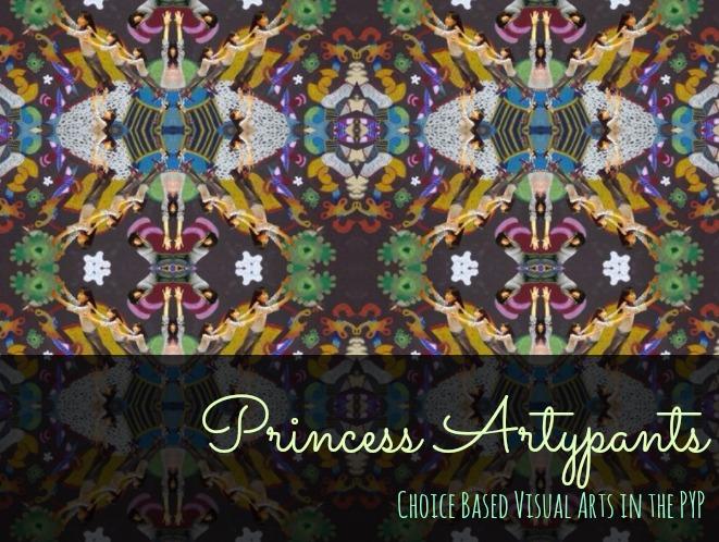 Princess Artypants Visual Arts In The Pyp