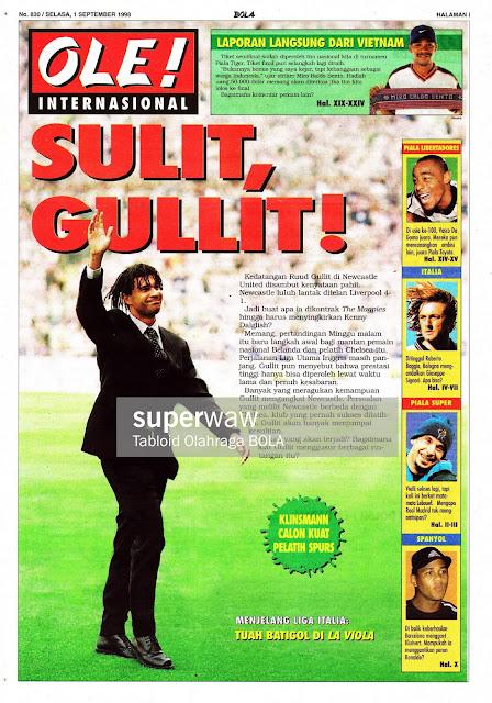 RUD GULLIT 1998