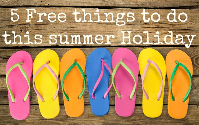 5 free things to do this summer