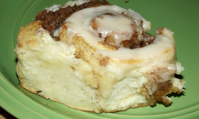 Quick and Easy Homemade Cinnamon Rolls by Chic 'n Savvy
